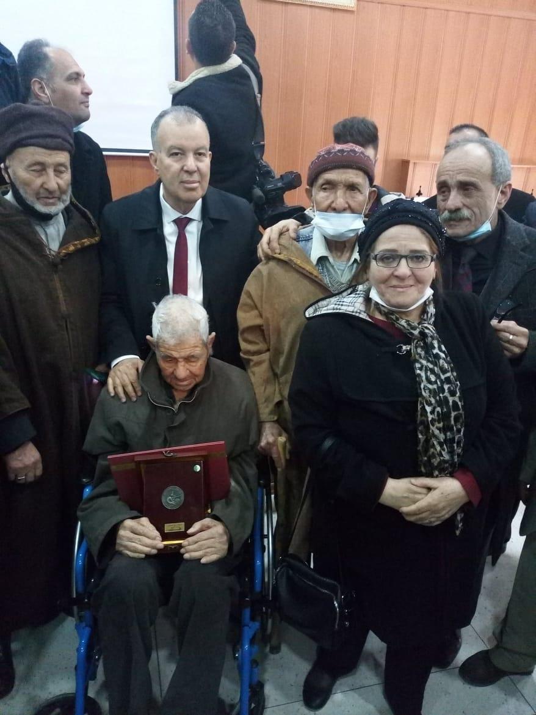 باتنة تحيي ذكرى استشهاد البطل مصطفى بن بولعيد